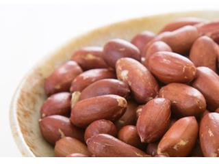 むらし焼きピーナッツ